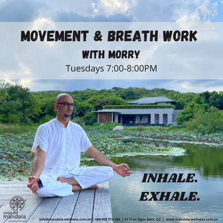 Morry's Movement & Breath Work