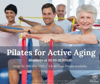 Pilates for Active Aging