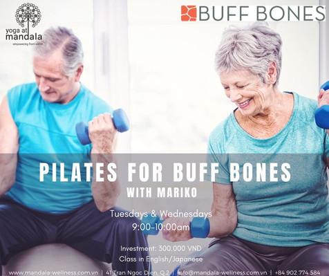 Pilates for Buff Bones