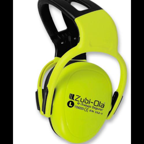 Protector Auditivo Zubiola NRR 24 DBB Tipo Copa Neon