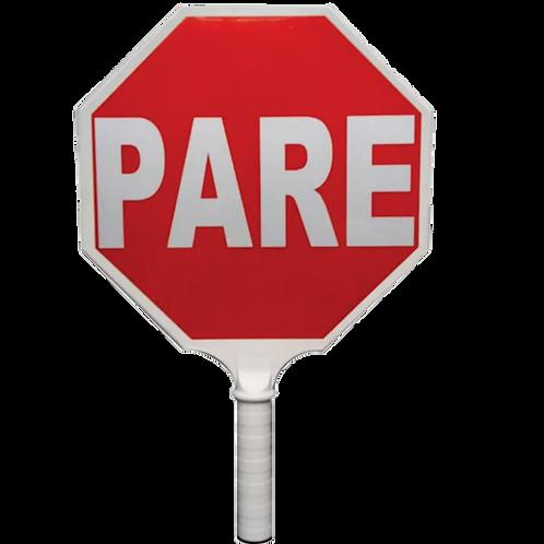 PALETAS DE SEÑALIZACION PARE