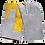 Thumbnail: Guante en Carnaza Reforzado Vaqueta en Palma y 5 dedos
