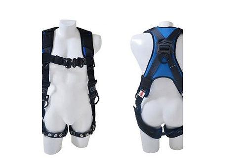Arnés con soporte en espalda