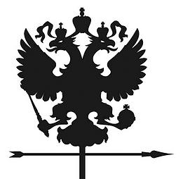 Флюгер герб