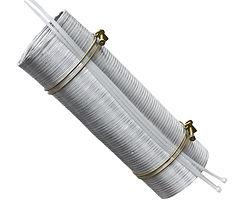Гофрированна труба для вентиляции