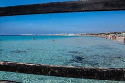 gallipoli..la spiaggia