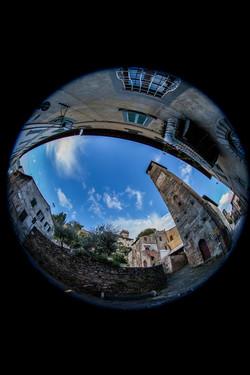 Vicopisano- La torre dell'Orologio
