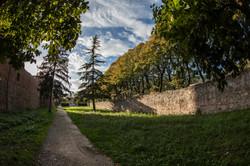 Vicopisano...Le mura
