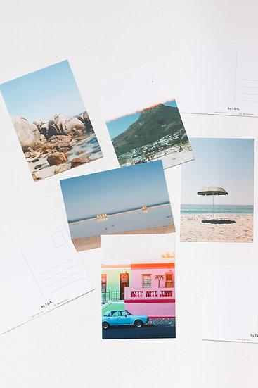 Ansichtkaarten - Cape Town