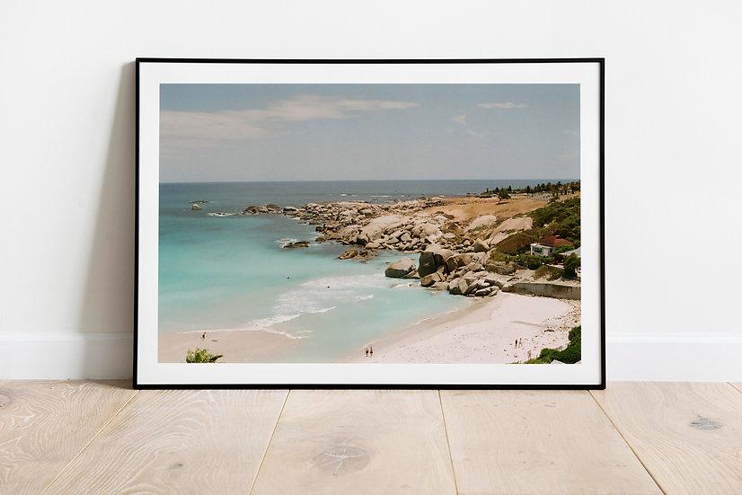 Icy Blue Ocean | Cape Town