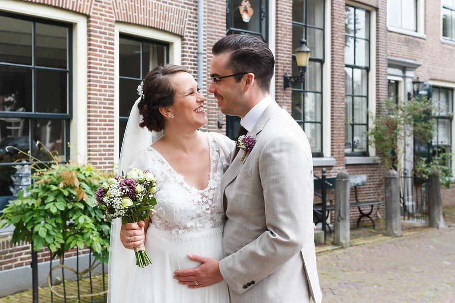 Bruiloft Boyd & Marijne | Trouwfotografie | Lieke Alblas @ by Liek.