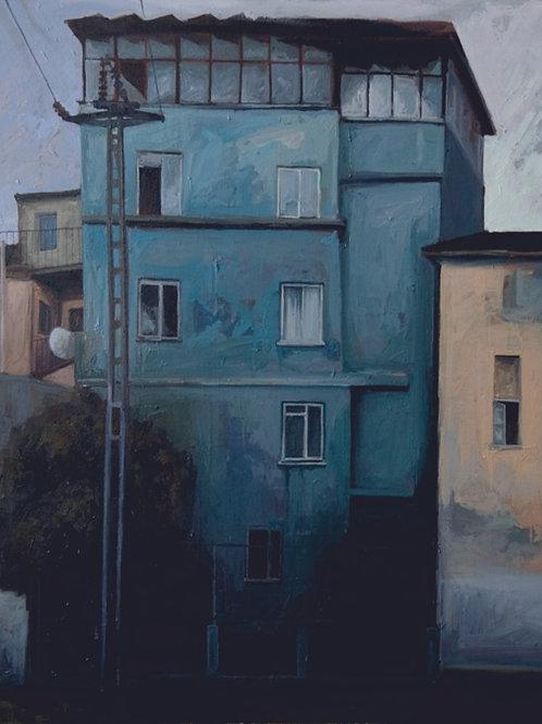 """""""Memory Palace"""" 2012 Setenay Alpsoy"""