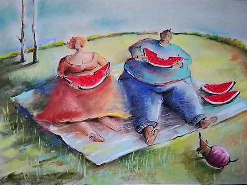 """For a shapely figure"" Jolanta Okragla"