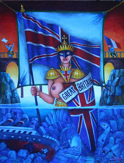 2020 - 03 -European Madonnas II - Britan