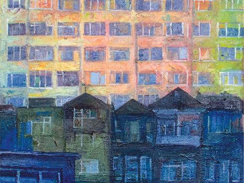 """Life in Colors"" 2016 Setenay Alpsoy"