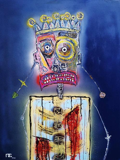 """The Martyr King"" 2019 Pierre Soufflet"