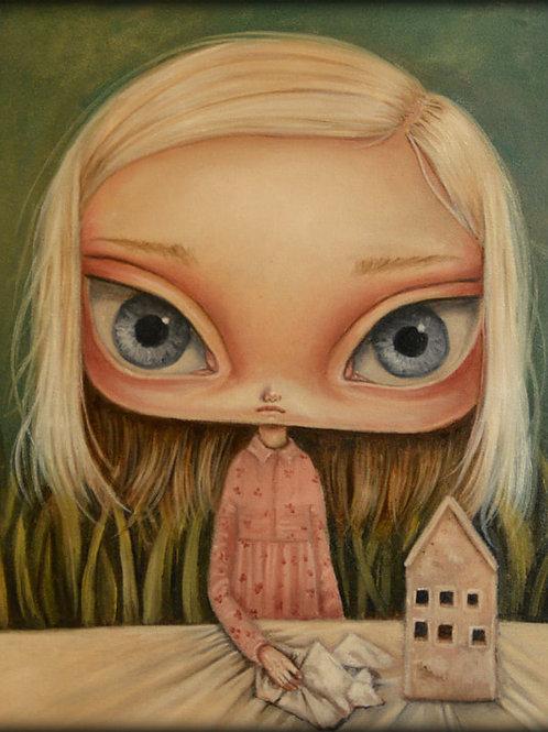 """""""Empty house""""Paulina Góra"""
