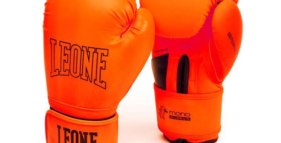 Leone 1947 Boxing Gloves Mono
