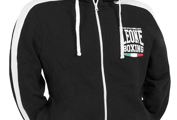Leone 1947 Hoodie zipped