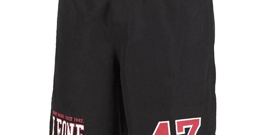 MMA Shorts Leone 1947 AB777 Black