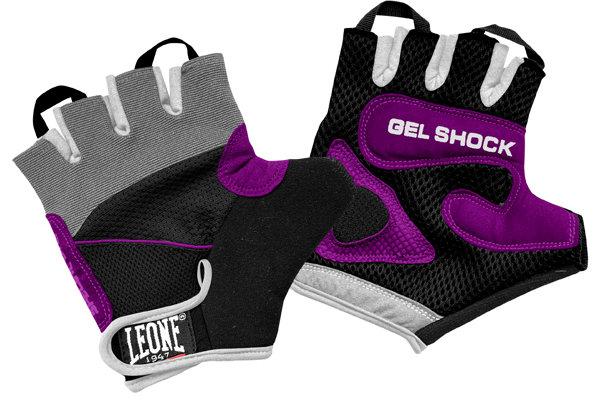 Leone 1947 Gym Gloves AB712 Purple