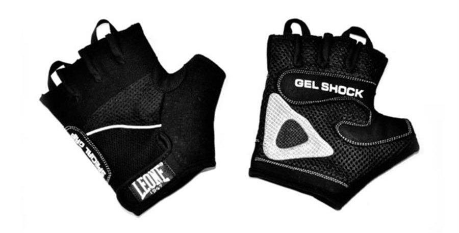 Leone 1947 Gym Gloves AB712 Black
