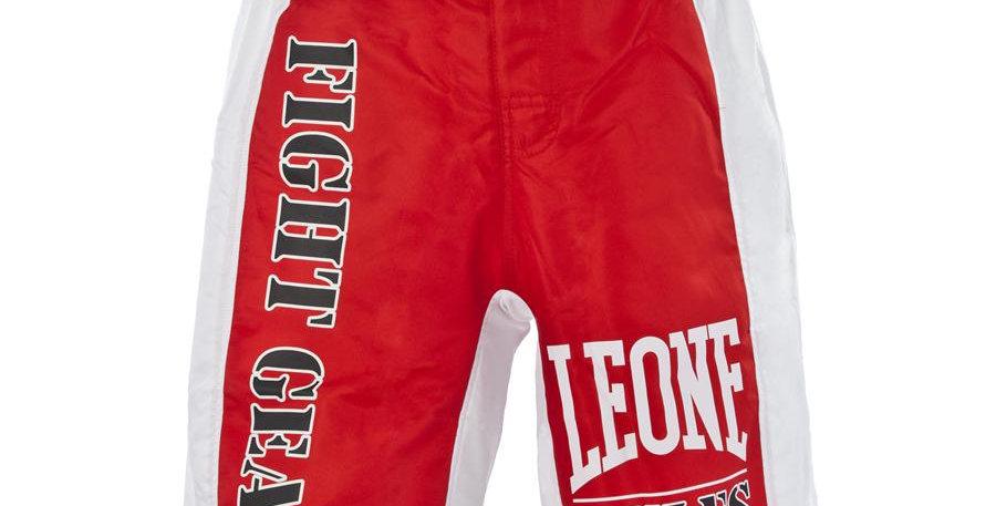 MMA Shorts Leone 1947 AB776 Red