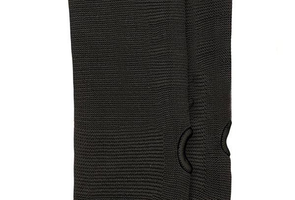 Leone 1947 Ankle Guards AB718  Black