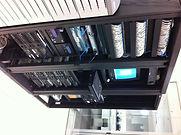 Computer rooms, server rooms, server racks