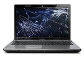 laptop repairs, broken screen