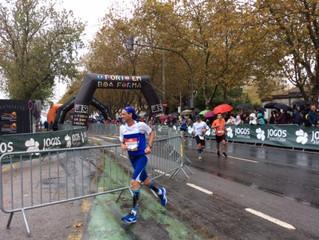 Un Gacien au marathon de Porto