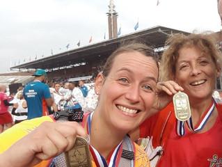 e marathon d'Amsterdam