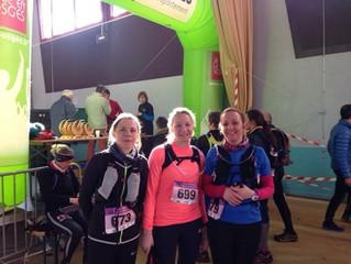 les 3 Drôles de Dames au trail de la Moselotte