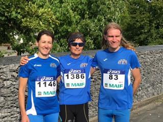 Championnat de France 10 km à Lievin