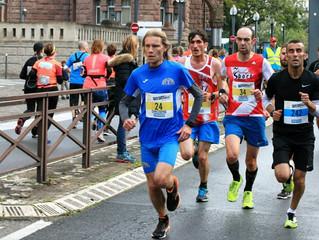 Ces Gaciens satisfaits après leur marathon à Metz