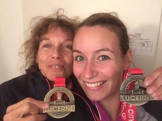 félicitations aux marathoniennes en suisse