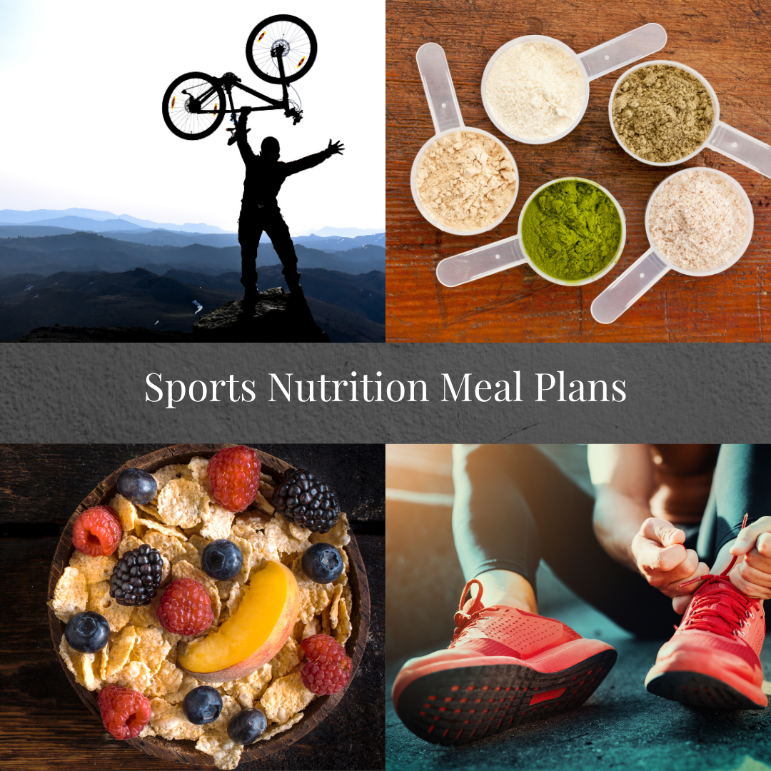 Sports Nutrition Meal Plans