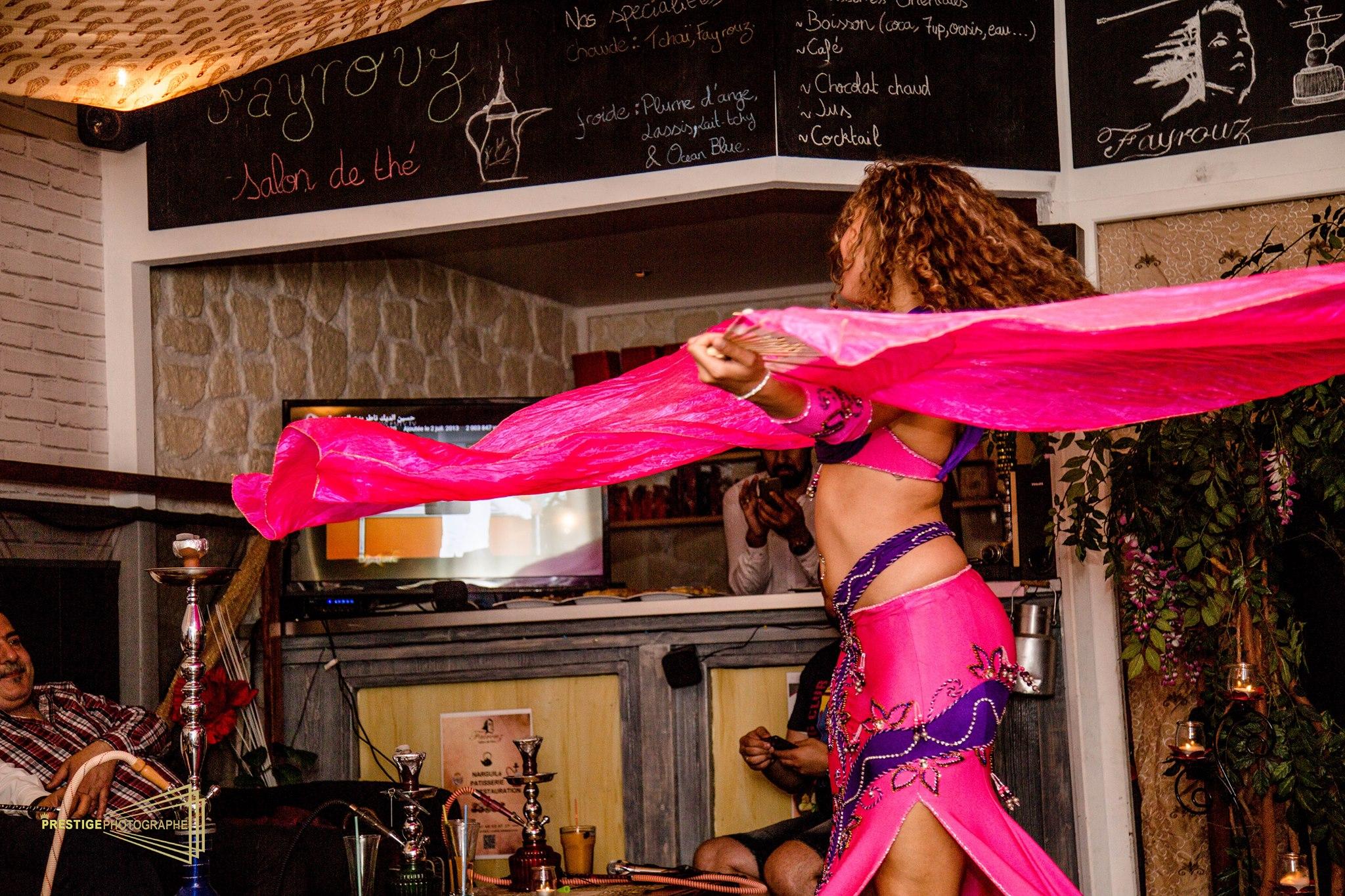 Dyanka danse orientale Bordeaux