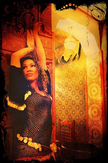 Dyanka belly dance Bordeaux