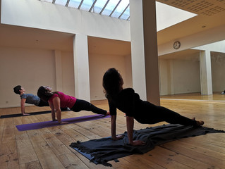 La musculation Pilates