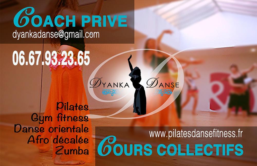 Cours privé danse orientale bordeaux