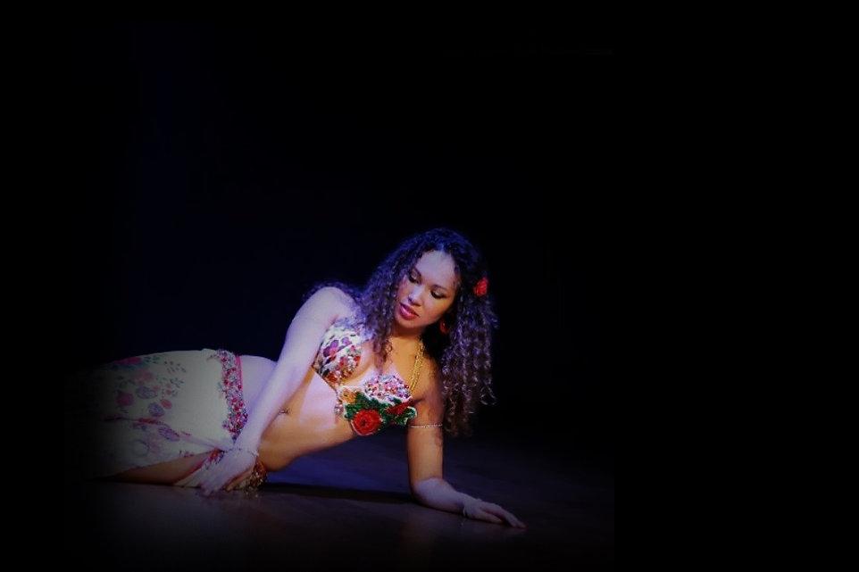 Danseuse orientale gironde