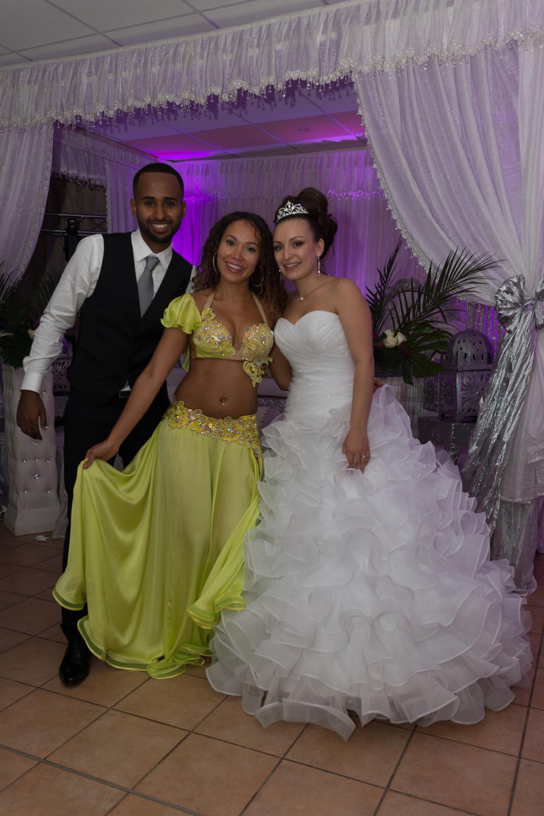 Julie & Yacin Wedding