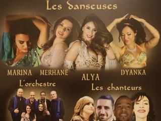 Un spectacle à St Loubès