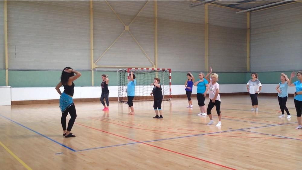 danse orientale gym volontaire bordeaux