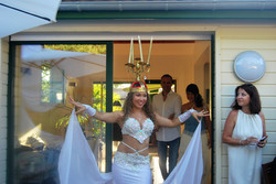 Danseuse orientale mariage Bordeaux