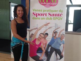 La gym découvre la danse orientale
