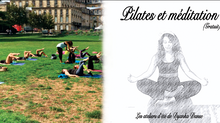 Atelier Pilates & Méditation à Bordeaux