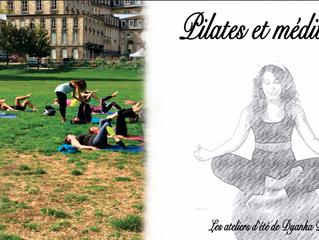 Atelier Pilates & Méditation à Bordeaux
