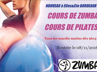 Nouveaux cours de fitness à Bordeaux !